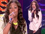 No pain no gain! Injury plagued American Idol contestants battle through rock night