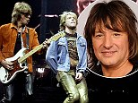 'He won't be performing for a while': Guitarist Richie Sambora bows out of Bon Jovi world tour due to 'personal reasons'