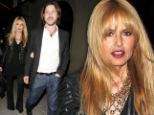 Stylist to the stars Rachel Zoe and husband stepped out for a mid-week dinner date at Craig's restaurant in West Hollywood