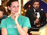 'He meant it as the hugest, warmest compliment': Jennifer Garner defends husband Ben Affleck's 'marriage is hard work' Oscars acceptance speech