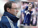 Speaking out: Martin O'Neill broke his silence over his Sunderland sacking