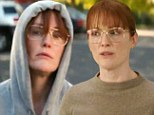 From the red carpet to the classroom! Julianne Moore isn't too cool for school as she dresses down in The English Teacher