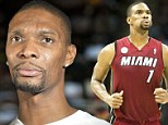 Miami Heat player Chris Bosh has $340K worth of jewelry stolen from his home while partying at Moroccan-themed birthday bash