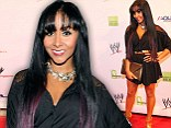 The incredible shrinking Snooki! Jersey Shore star shows off her trim frame in a mini dress as she reunites with Ronnie and Sammi at charity bash