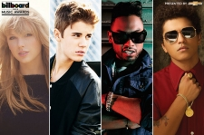 Justin Bieber, Taylor Swift, Bruno Mars and Miguel to Perform at Billboard Music Awards