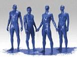 Need a blue? Demba Ba, Juan Mata, Fernando Torres and John Terry line up for the advert