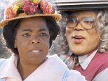 Making it her OWN: Oprah Winfrey reprises her Color Purple performance in promo for revamped network