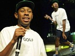'I'm gonna shut the f*** up and go to the next song': Tyler, The Creator sells out the O2 Academy hot on the release of Wolf