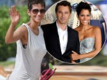 Halle Berry 'pregnant' at 46: Actress and fiance Olivier Martinez 'expecting a boy'