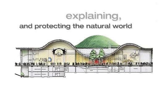 The New California Academy of Sciences