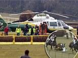 Ryan Mania air ambulance preview