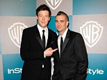 'He is very brave': Mark Salling says he's proud of Glee co-star Cory Monteith for entering rehab