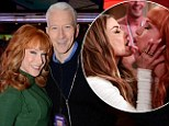 Kathy Griffin's talk show has been cancelled but she may team up with Anderson Cooper