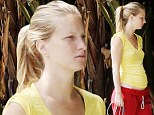 Glee star Heather Morris is pictured for the first time with a baby bump