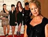 Now, the Kardashians sue their late father's widow Ellen for copyright infringement over sold family photos and writings