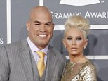 Together: Jenna Jameson has been in a relationship with MMA fighter Tito Ortiz since 2006. The couple have twin sons together