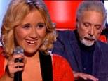 Emma Jade Garbutt on The Voice UK
