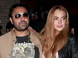 Lindsay Lohan 'attempted intervention' on best friend Vikram Chatwal... months before he was arrested trying to board plane with illicit drugs