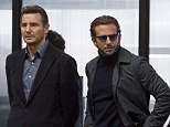 Bradley Cooper and Liam Neeson in The A-Team