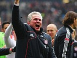 Hungry for more: Bayern Munich boss Jupp Heynckes is ready to extend his managerial career beyond this season