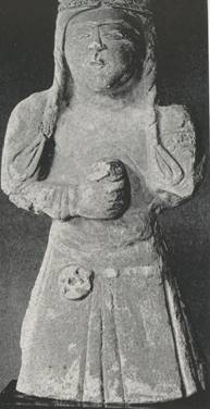Figure 8 - Statuette of a Retainer