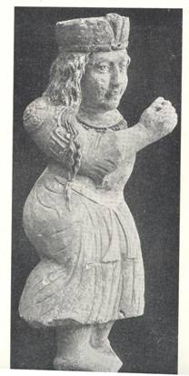 Figure 9 - Statuette of a Youth
