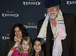 Time to go your own way! Fleetwood Mac star Mick files for legal separation from third wife... and wants spousal support