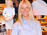 Gwyneth Paltrow attends the signing of her new book It's All Good at Williams-Sonoma in New York City