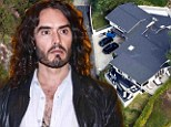 He might not see the funny side this time! Comedian Russell Brand becomes the latest celebrity victim of 'swatting'