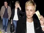 Are Charlize Theron and Seth Macfarlane more than just co-stars? Actress and comedian spotted out on a sushi date
