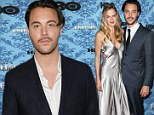 It's a girl! Boardwalk Empire's Jack Huston and his Victoria's Secret girlfriend Shannan Click welcome their first daughter