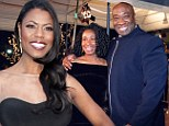 Financial dispute: Omarosa Manigault claims that Michael Clarke Duncan's sister Judy Falzone is trying to extort money from her
