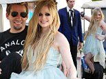 'We're going pretty big': Avril Lavigne reveals details on her upcoming wedding with Nickelback frontman Chad Kroeger