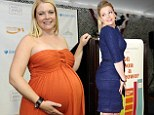 Getting back to her Sabrina weight! Melissa Joan Hart loses two dress sizes with the help of Nutrisystem following birth of her third son