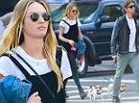 From runway to realway! Candice Swanepoel shares a rare day off with boyfriend Hermann Nicoli in Manhattan