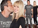'We're beyond excited!' Former Cold Case star Kathryn Morris, 44, expecting twins with boyfriend Johnny Messner