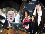 Time to go your own way! Fleetwood Mac star Mick files for legal separation from third wife... and asks for spousal support