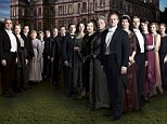 No acknowledgment: The latest series of Downton Abbey did not receive any BAFTA nominations for the first time