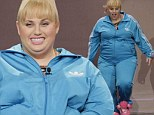 Rebel Wilson appeared on The Tonight Show with Jay Leno 2013