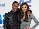 It's official! New couple Naya Rivera and Big Sean made their debut as a couple at the premiere of new movie 42 in Los Angeles on Tuesday night