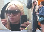 'She was definitely on something': Hairstylist claims troubled star Amanda Bynes was 'under the influence' during a four hour visit to the salon