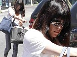 The secret to chic! Selma Blair seeks out some classic clothing on vintage shopping spree