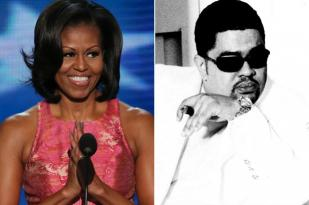 Michelle Obama Endorses Heavy D & Chubb Rock; Sings 'We Got Our Own Thang'