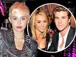 Delayed date: Miley Cyrus and Liam Hemsworth were supposed to get married in June but a source told Life&Style that they have pushed back the wedding