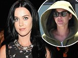 Singer Katy Perry attends Coach's