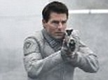 Personality-free: Tom Cruise stars in the dull as dishwater blockbuster - but at least the star is photogenic