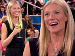 'I'm not a bad mom, my kids eat Oreos!': Gwyneth Paltrow tells TV doctor that despite their strict diets, her kids are 'normal'