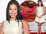Jordin Sparks showed off her pink footwear on Whosay on Thursday after stepping out in New York