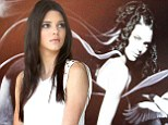 Kendall Jenner appeared perfectly put together as if she herself was posing for a shoot as she viewed the latest Nomad Two Worlds exhibit at the Guy Hepner gallery in Los Angeles, California on Thursday