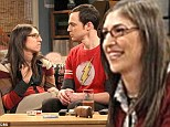 Blossom star Mayim Bialik said she likes the geeky love between her character Amy Farrah Fowler and super nerd Sheldon Cooper just the way it is